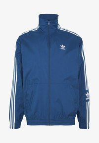 adidas Originals - LOCK UP ADICOLOR SPORT INSPIRED TRACK TOP - Sportovní bunda - blue