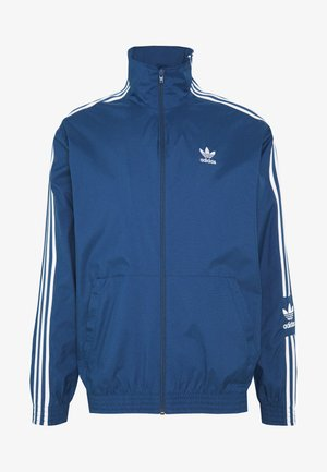 LOCK UP ADICOLOR SPORT INSPIRED TRACK TOP - Training jacket - blue