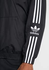 adidas Originals - LOCK UP ADICOLOR SPORT INSPIRED TRACK TOP - Trainingsjacke - black - 3