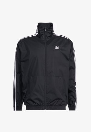 LOCK UP ADICOLOR SPORT INSPIRED TRACK TOP - Sportovní bunda - black