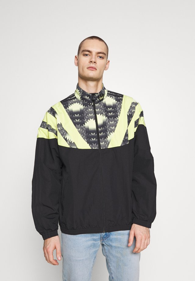 GRAPHICS SPORT INSPIRED TRACK TOP - Giacca sportiva - black
