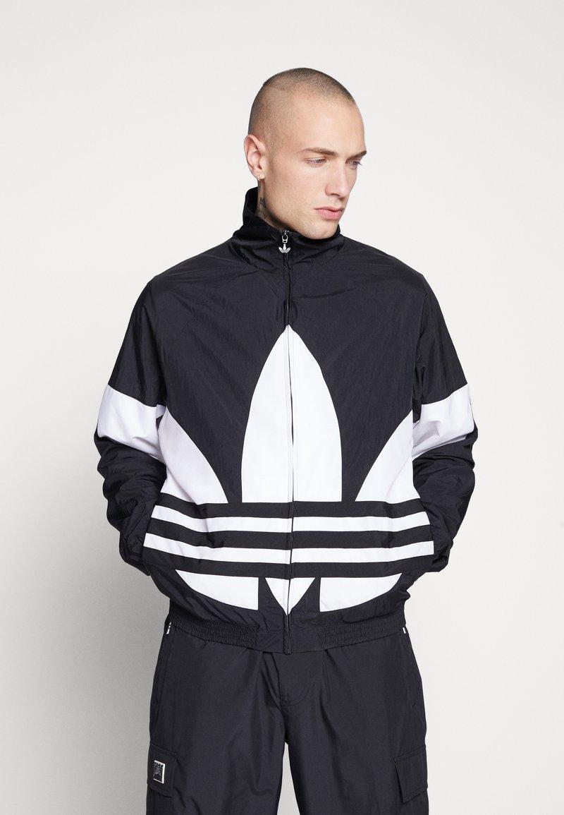 adidas Originals - TREFOIL - Kurtka wiosenna - black