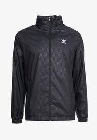 adidas Originals - GRAPHICS SPORT INSPIRED JACKET - Větrovka - black - 4
