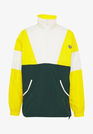 Giacca a vento - yellow/white/green