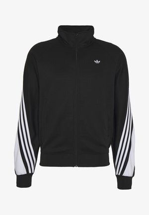 SPORT INSPIRED TRACK TOP - Treningsjakke - black/white