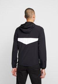 adidas Originals - DEKUM  - Větrovka - black/white - 2
