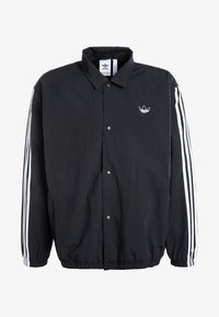 adidas Originals - TREFOIL COACH - Trainingsvest - black/white - 4