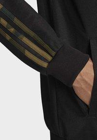 adidas Originals - CAMOUFLAGE TRACK TOP - Training jacket - black - 6