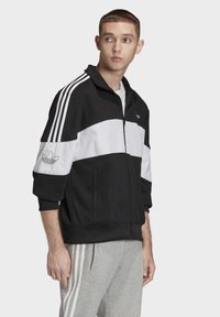 adidas Originals - BANDRIX TRACK TOP - Trainingsvest - black - 0