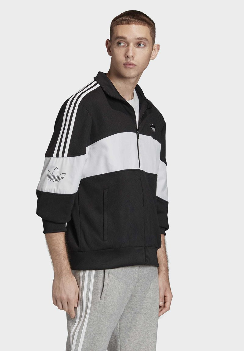 adidas Originals - BANDRIX TRACK TOP - Trainingsvest - black