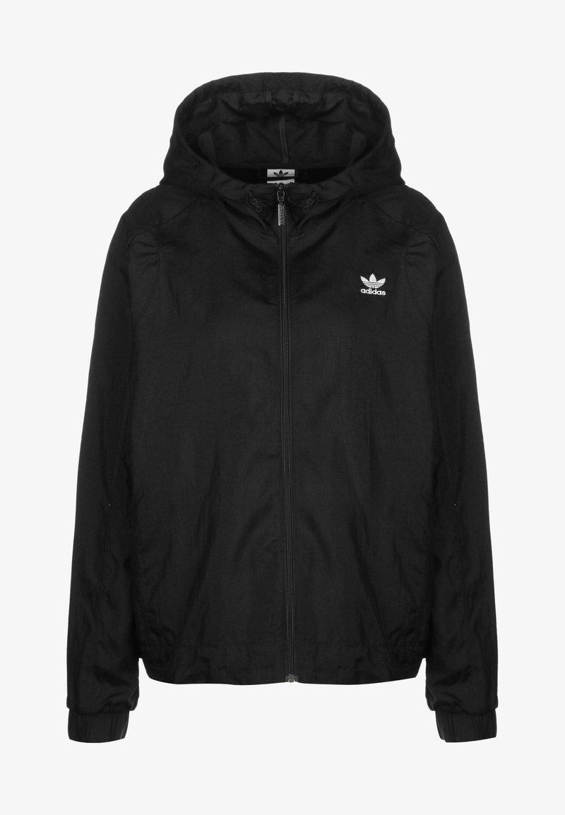 adidas Originals - Leichte Jacke - black