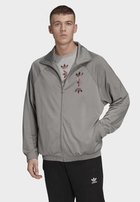 adidas Originals - ZENO TRACK TOP - Giacca sportiva - grey - 0