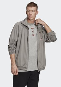 adidas Originals - ZENO TRACK TOP - Giacca sportiva - grey