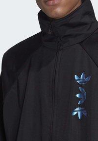 adidas Originals - ZENO TRACK TOP - Kurtka sportowa - black - 4