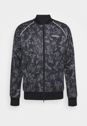GOOFY - Giubbotto Bomber - black/white