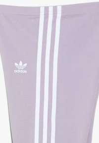 adidas Originals - 3 STRIPES  - Legginsy - mauve - 3