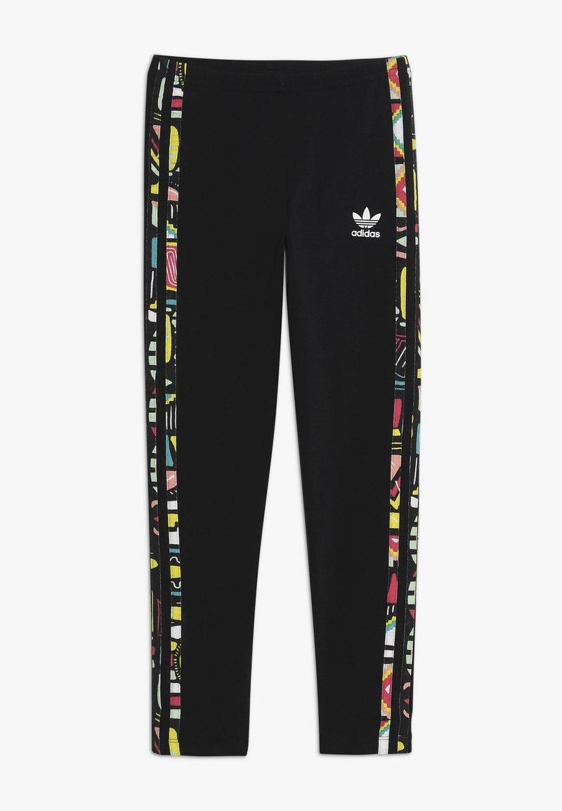 adidas Originals - SOLID - Leggings - black