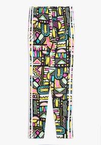 adidas Originals - Legíny - multcolor/white - 0