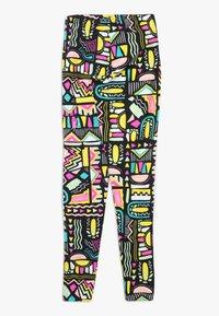 adidas Originals - Legíny - multcolor/white - 1