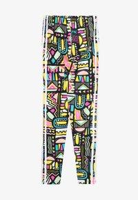 adidas Originals - Legíny - multcolor/white - 2