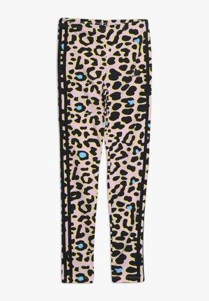 Legging - multcolor/black