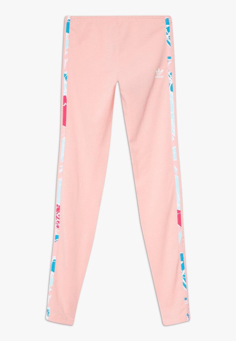 adidas Originals - SOLID - Leggings - Trousers - glow pink