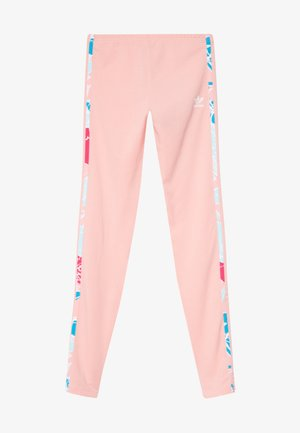 SOLID - Leggings - Trousers - glow pink