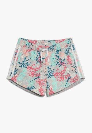 Pantalones deportivos - multcoloured/white