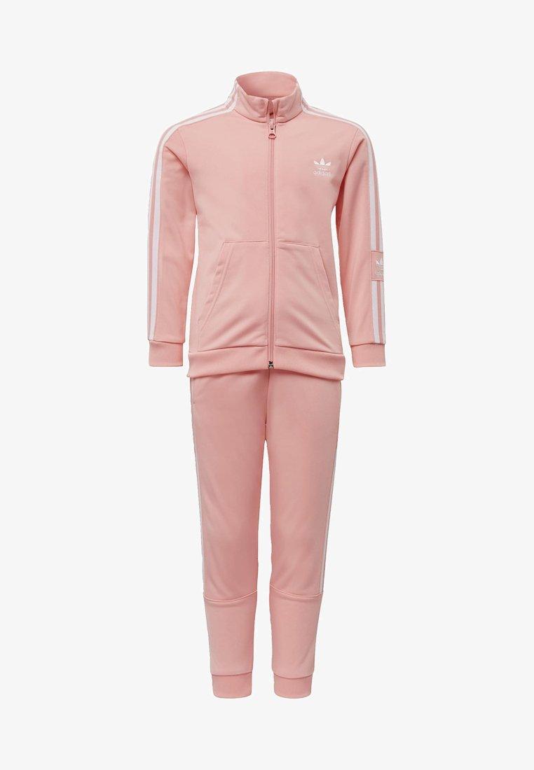 adidas Originals - TRACKSUIT - Tracksuit - glory pink