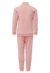adidas Originals - TRACKSUIT - Tracksuit - glory pink - 1