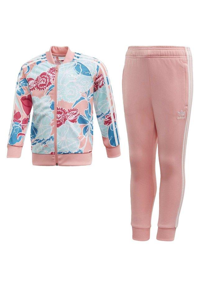 SST SET - Jogginghose - pink