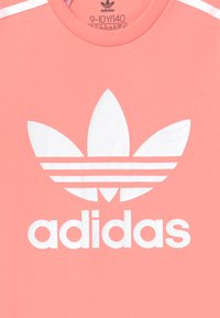 adidas Originals - SKATER DRESS - Jersey dress - pink/white - 3