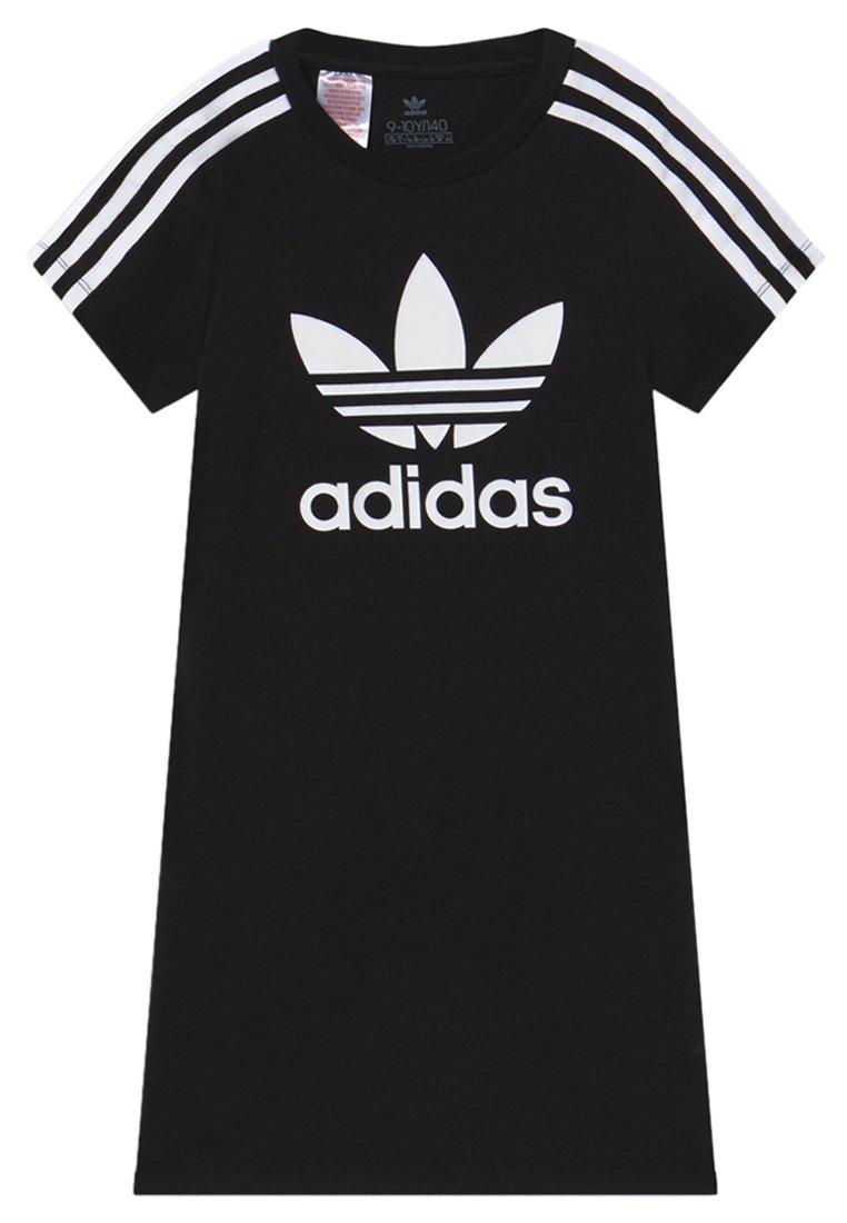 adidas Originals SKATER DRESS Jerseyklänning blackwhite