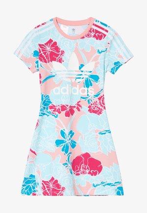 DRESS - Robe en jersey - pink