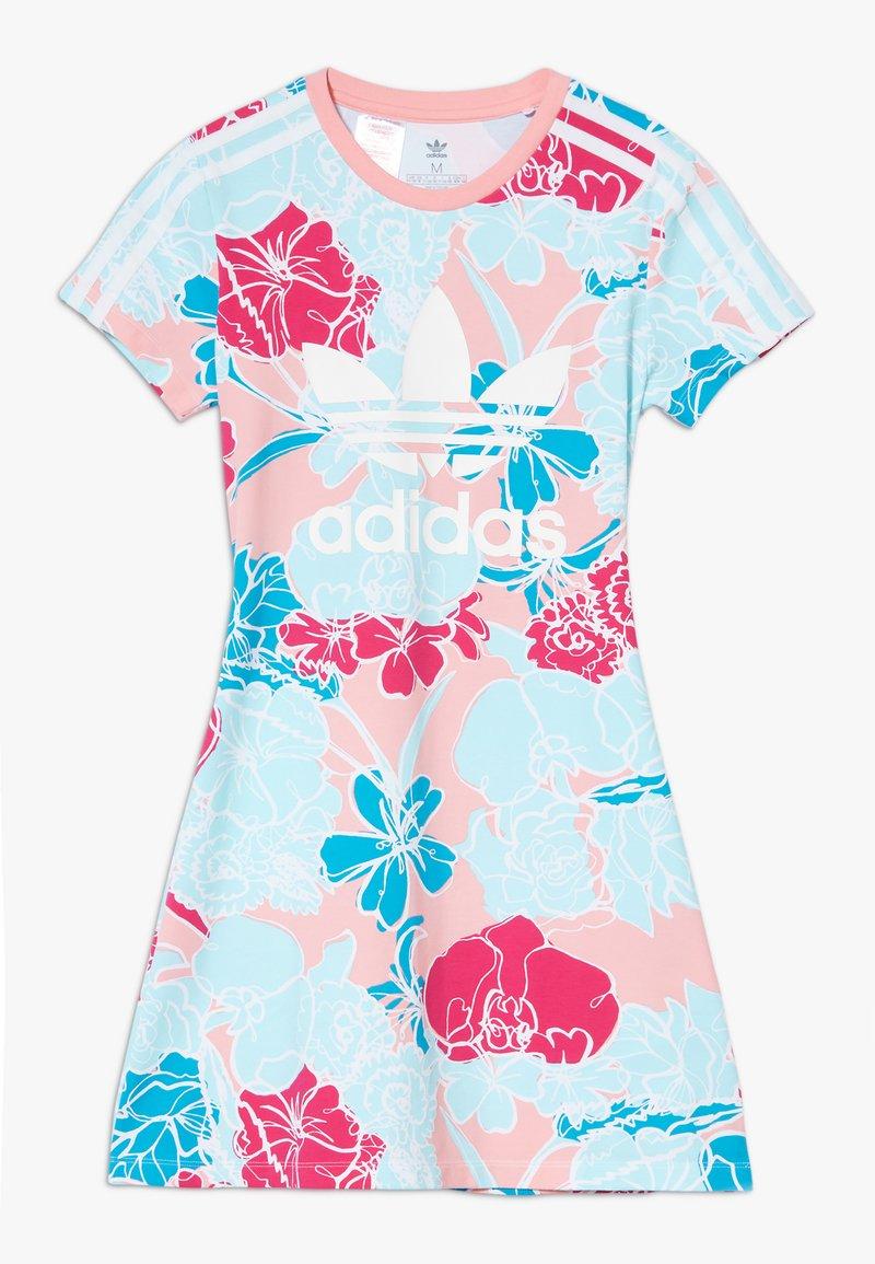 adidas Originals - DRESS - Robe en jersey - pink