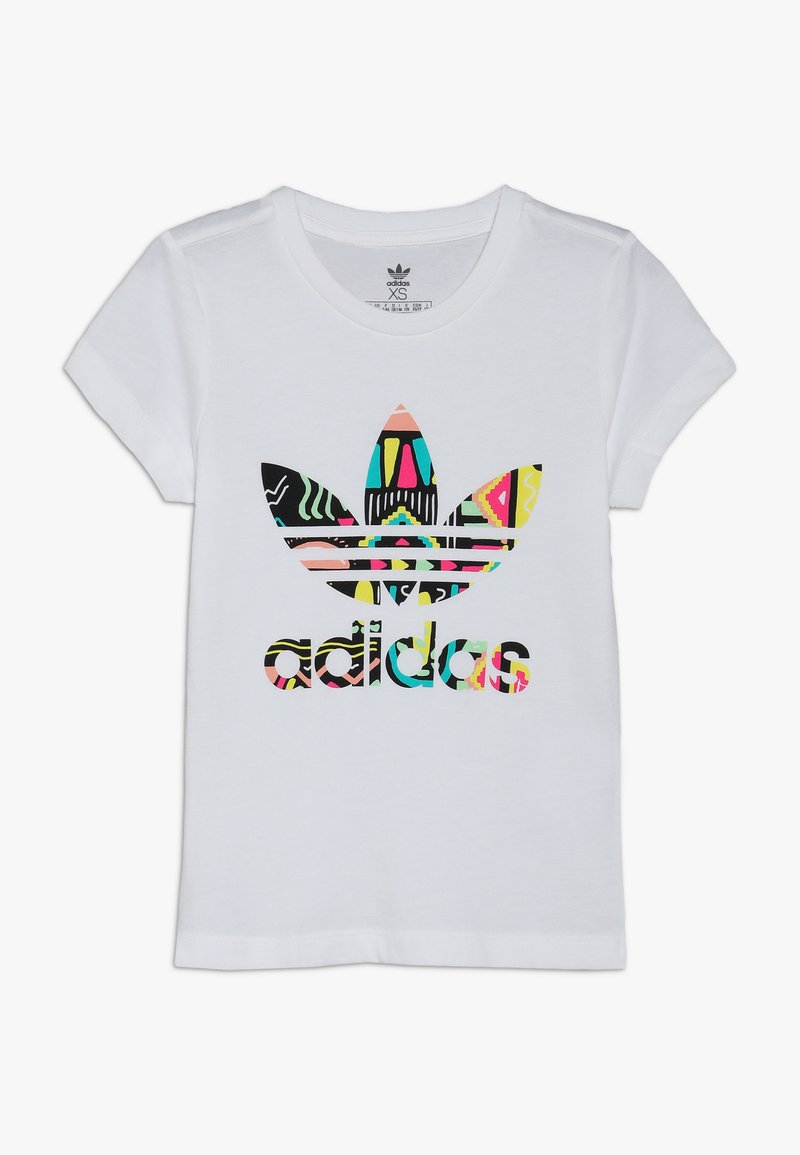 adidas Originals - TEE - T-shirts print - white