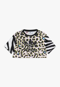 adidas Originals - TEE - T-shirt print - multicolor/black - 0