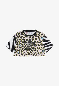 adidas Originals - TEE - T-shirt print - multicolor/black - 3