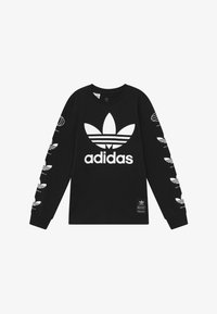 adidas Originals - HISTORY - Maglietta a manica lunga - black - 2