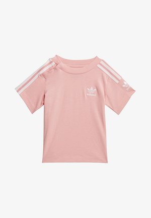 NEW ICON T-SHIRT - T-shirt med print - pink