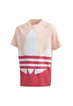 LARGE TREFOIL T-SHIRT - Printtipaita - pink
