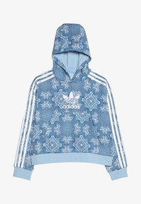 adidas Originals - HOODIE - Hoodie - multcolor/clear sky/white - 3