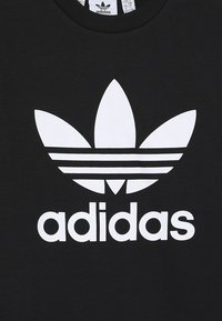 adidas Originals - TREFOIL CREW - Collegepaita - black/white - 3