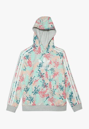 HOODIE - Mikina s kapucí - multicolor/white