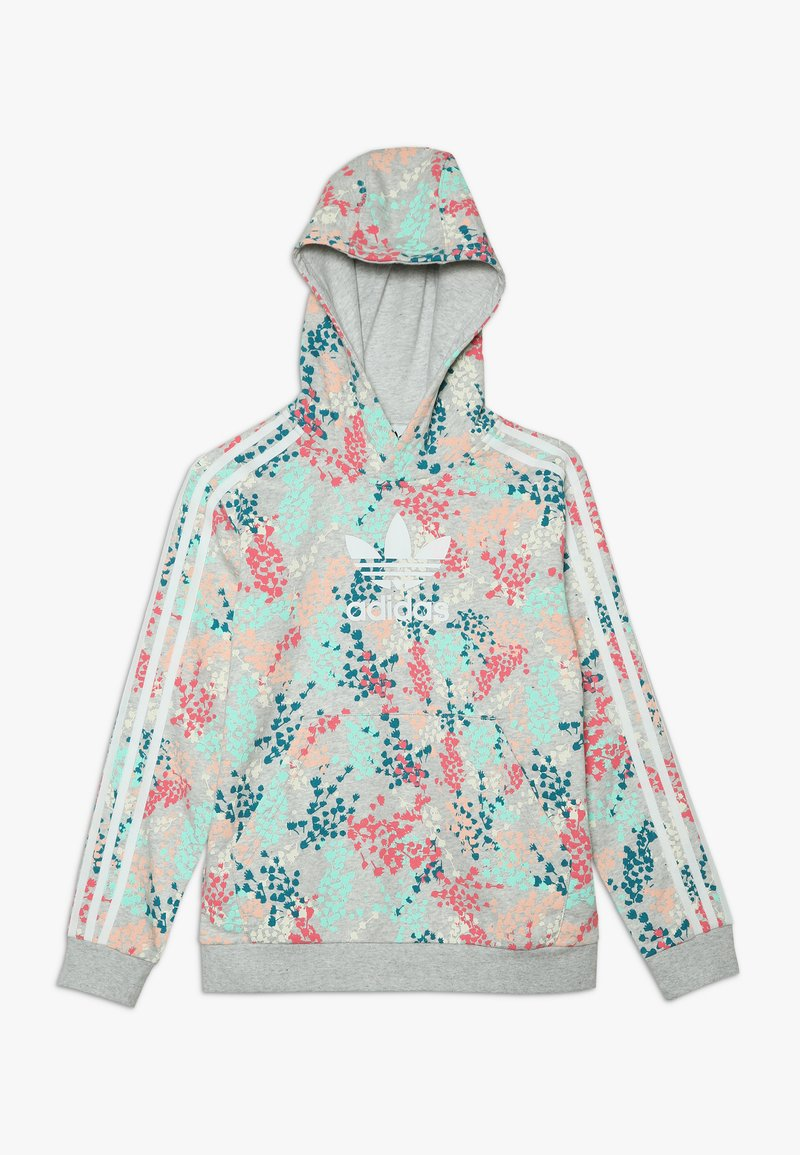adidas Originals - HOODIE - Hoodie - multicolor/white