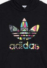 adidas Originals - HOODIE - Sweatshirt - black/multicolor - 4