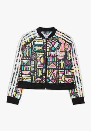 Training jacket - multi-coloured