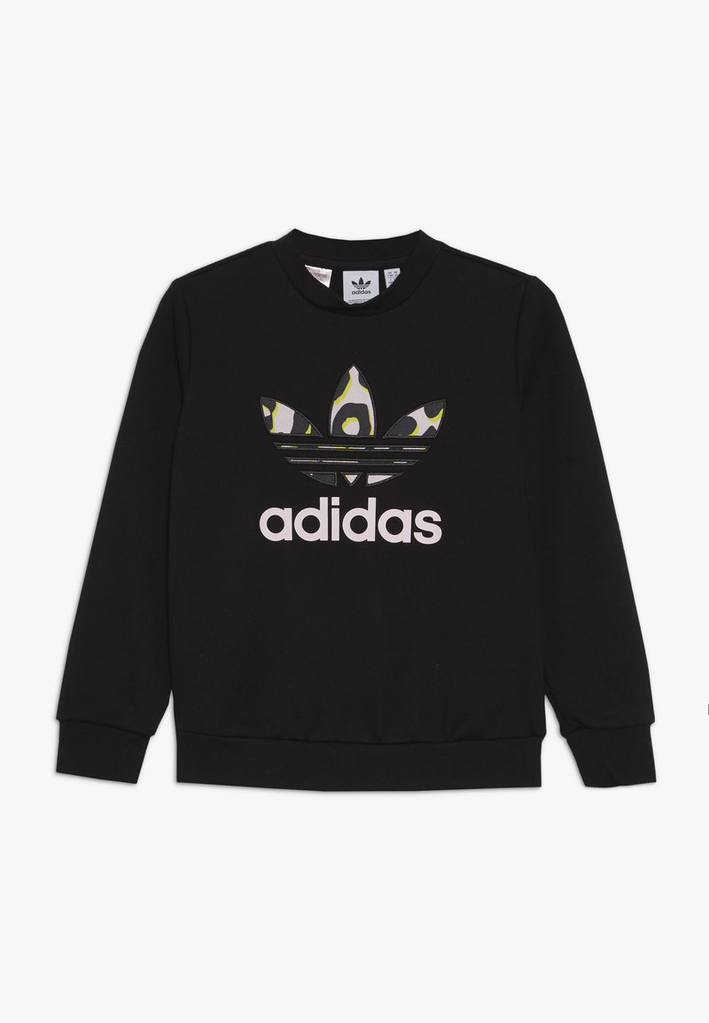 adidas Originals - CREW - Sudadera - black
