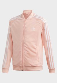 adidas Originals - SST TRACK TOP - Bomber Jacket - pink - 2