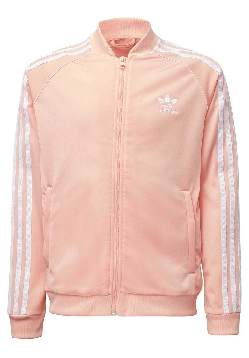 adidas Originals - SST TRACK TOP - Bomber Jacket - pink